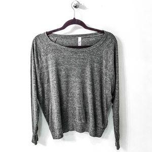 4/20 🌹American Apparel Tri-Blend Raglan Pullover